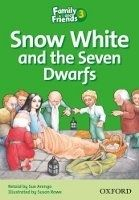 OUP ELT FAMILY AND FRIENDS READER 3A SNOW WHITE - ARENGO, S. cena od 84 Kč