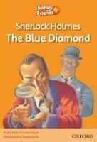 XXL obrazek OUP ELT FAMILY AND FRIENDS READER 4A SHERLOCK HOLMES: THE BLUE DIAMO...