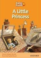 OUP ELT FAMILY AND FRIENDS READER 4B A LITTLE PRINCESS - BURNETT, F.... cena od 84 Kč