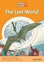 OUP ELT FAMILY AND FRIENDS READER 4C THE LOST WORLD - ARENGO, S. cena od 84 Kč