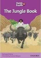 OUP ELT FAMILY AND FRIENDS READER 5A THE JUNGLE BOOK - ARENGO, S. cena od 87 Kč