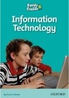 XXL obrazek OUP ELT FAMILY AND FRIENDS READER 6C INFORMATION TECHNOLOGY - DAVIES...