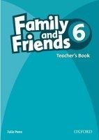 OUP ELT FAMILY AND FRIENDS 6 TEACHER´S BOOK - PENN, J. cena od 406 Kč