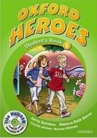 OUP ELT OXFORD HEROES 1 STUDENT´S BOOK + MULTIROM PACK - BENNE, R., ... cena od 350 Kč