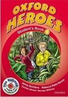 OUP ELT OXFORD HEROES 2 STUDENT´S BOOK + MULTIROM PACK - BENNE, R., ... cena od 350 Kč