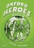 OUP ELT OXFORD HEROES 1 WORKBOOK - BENNE, R., QUINTANA, J., ROBB cena od 188 Kč