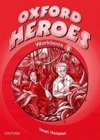 OUP ELT OXFORD HEROES 2 WORKBOOK - BENNE, R., QUINTANA, J., ROBB cena od 188 Kč