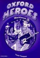 OUP ELT OXFORD HEROES 3 WORKBOOK - BENNE, R., QUINTANA, J., ROBB cena od 188 Kč