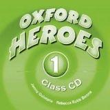 OUP ELT OXFORD HEROES 1 CLASS AUDIO CDs /2/ - BENNE, R., QUINTANA, J... cena od 418 Kč