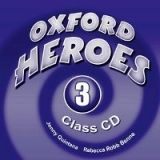 OUP ELT OXFORD HEROES 3 CLASS AUDIO CDs /3/ - BENNE, R., QUINTANA, J... cena od 626 Kč