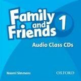 OUP ELT FAMILY AND FRIENDS 1 CLASS AUDIO CDs /2/ - PENN, J. cena od 439 Kč