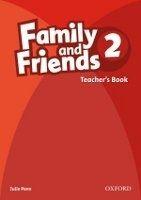 OUP ELT FAMILY AND FRIENDS 2 TEACHER´S BOOK - PENN, J. cena od 419 Kč