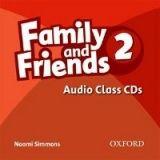 OUP ELT FAMILY AND FRIENDS 2 CLASS AUDIO CDs /3/ - PENN, J. cena od 439 Kč