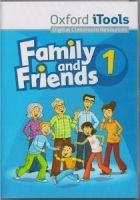 OUP ELT FAMILY AND FRIENDS 1 iTOOLS CD-ROM - PENN, J., SIMMONS, N. cena od 0 Kč