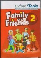 OUP ELT FAMILY AND FRIENDS 2 iTOOLS CD-ROM - PENN, J., SIMMONS, N. cena od 915 Kč