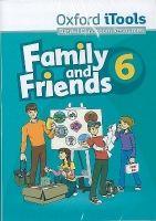 OUP ELT FAMILY AND FRIENDS 6 iTOOLS CD-ROM - THOMPSON, T. cena od 915 Kč