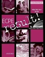 OUP ELT ECPE RESULT! PRACTICE TEST BOOK + STUDENT CD PACK - MANIN, G... cena od 348 Kč