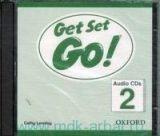 OUP ELT GET SET GO 2 CLASS AUDIO CD - DRISCOLL, L., LAWDAY, C., MCLE... cena od 418 Kč