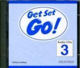 OUP ELT GET SET GO 3 CLASS AUDIO CD - DRISCOLL, L., LAWDAY, C., MCLE... cena od 439 Kč