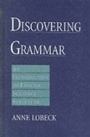 XXL obrazek OUP ELT DISCOVERING GRAMMAR: AN INTRODUCTION TO ENGLISH SENTENCE STR...