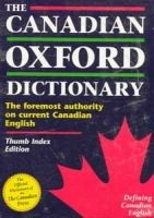 OUP References THE CANADIAN OXFORD DICTIONARY - BARBER, K. cena od 663 Kč