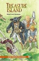 OUP ELT OXFORD PROGRESSIVE ENGLISH READERS Level 1: TREASURE ISLAND ... cena od 124 Kč