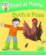 OUP ED READ AT HOME FLOPPY´S PHONICS STAGE 2B SUCH A FUSS (Oxford R... cena od 86 Kč
