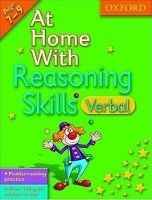 XXL obrazek OUP ED AT HOME WITH REASONING SKILLS: VERBAL - PRIMROSE, A.