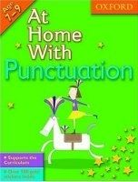 OUP ED AT HOME WITH PUNCTUATION - LINDSAY, S. cena od 0 Kč