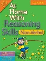 XXL obrazek OUP ED AT HOME WITH REASONING SKILLS: NON-VERBAL - PRIMROSE, A.