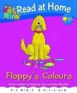 OUP ED READ AT HOME FIRST SKILLS: FLOPPY´S COLOURS (Oxford Reading ... cena od 76 Kč
