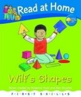 OUP ED READ AT HOME FIRST SKILLS: WILF´S SHAPES (Oxford Reading Tre... cena od 105 Kč