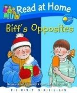 OUP ED READ AT HOME FIRST SKILLS: BIFF´S OPPOSITES (Oxford Reading ... cena od 105 Kč