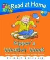 OUP ED READ AT HOME FIRST SKILLS: KIPPER´S WEATHER WEEK (Oxford Rea... cena od 105 Kč