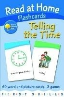OUP ED READ AT HOME FIRST SKILLS FLASHCARDS: TELLING THE TIME (Oxfo... cena od 176 Kč