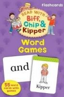 OUP ED READ WITH BIFF, CHIP & KIPPER WORDGAMES FLASHCARDS (Oxford R... cena od 176 Kč