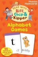 OUP ED READ WITH BIFF, CHIP & KIPPER ALPHABET GAMES PHONICS FLASHCA... cena od 140 Kč