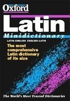 OUP References OXFORD LATIN MINIDICTIONARY Second Edition - MORWOOD, J. cena od 122 Kč