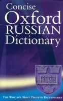 OUP References CONCISE OXFORD RUSSIAN DICTIONARY - HOWLETT, C. cena od 549 Kč