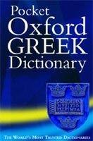OUP References POCKET OXFORD GREEK DICTIONARY - PRING, J. T. cena od 307 Kč