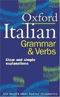 OUP References OXFORD ITALIAN GRAMMAR AND VERBS - McINTOSH, C. cena od 220 Kč
