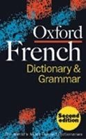 OUP References OXFORD FRENCH DICTIONARY AND GRAMMAR Second Edition - ROWLIN... cena od 216 Kč
