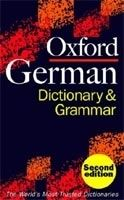 OUP References OXFORD GERMAN DICTIONARY AND GRAMMAR - PORWE, G., ROWLINSON,... cena od 216 Kč