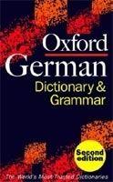 OUP References OXFORD GERMAN DICTIONARY AND GRAMMAR - PORWE, G., ROWLINSON,... cena od 0 Kč