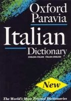 OUP References OXFORD-PARAVIA ITALIAN DICTIONARY - BAREGGI, C. cena od 1063 Kč