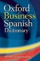 XXL obrazek OUP References OXFORD BUSINESS SPANISH DICTIONARY - LOPEZ, S., WATT, D.