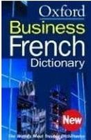 OUP References OXFORD BUSINESS FRENCH DICTIONARY - CHALMERS, M. cena od 529 Kč