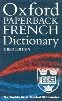 XXL obrazek OUP References OXFORD PAPERBACK FRENCH DICTIONARY - JANES, M.
