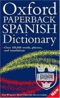 OUP References OXFORD PAPERBACK SPANISH DICTIONARY - CARVAJAL, C. S. (ed.),... cena od 193 Kč