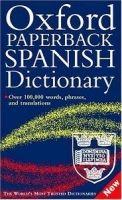 OUP References OXFORD PAPERBACK SPANISH DICTIONARY - CARVAJAL, C. S. (ed.),... cena od 176 Kč